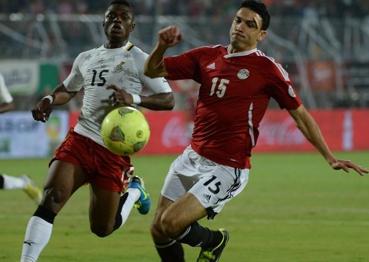 2014ブラジルW杯アフリカ予選: F...