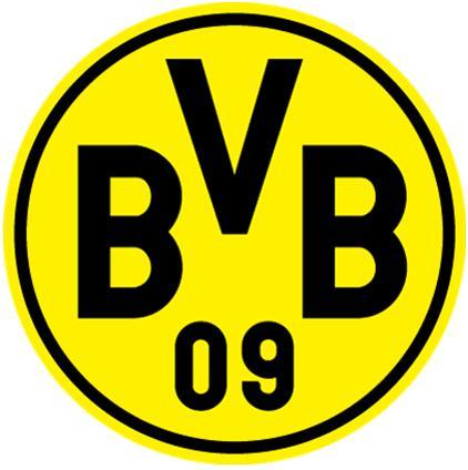 Dortmund Logo 512x512 Borussia Dortmund Logo