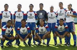 El peor equipo de futbol del mundo