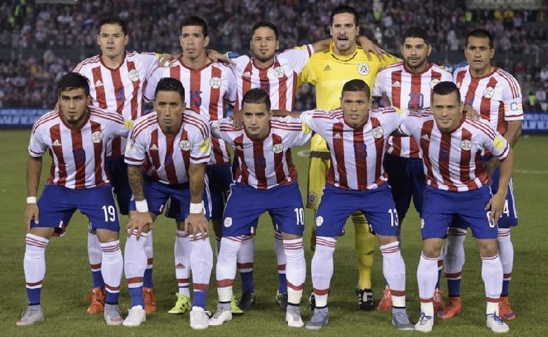 サッカーパラグアイ代表 - Parag...