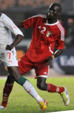 XXVIII Copa Africana de Naciones Gabón y Guinea Ecuatorial 2012 Sudan-12-adidas-home-kit-red-red-red