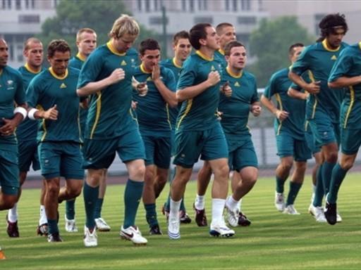 オーストラリア08adidasトレーニング緑緑緑.JPG