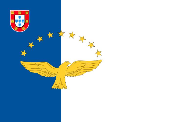 アゾレス諸島域旗.png