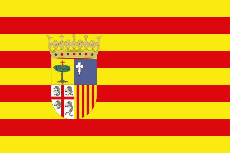 アラゴン州旗.png