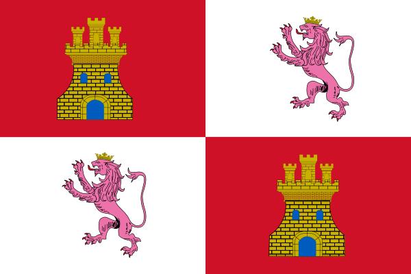 カスティーリャレオン州旗.png