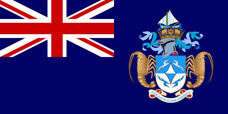 トリスタンダクーニャ域旗.png