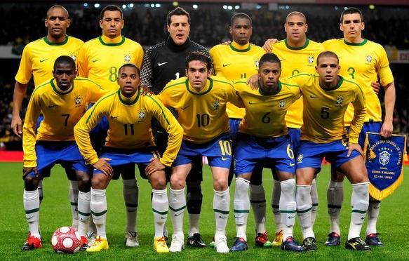 Brazil-10-11-NIKE-home-uniform-yellow-blue-white-group.JPG