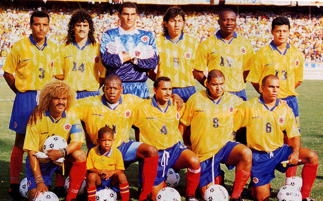 Colombia-97-UMBRO-home-kit-yellow-blue-red-pose.JPG