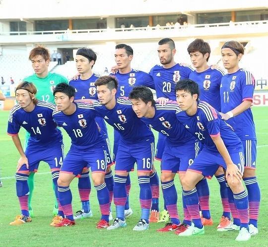 日本代表-20150803-北朝鮮代表.JPG