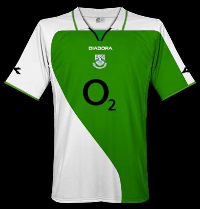 FF Bray Wanderers DIADORA緑.JPG