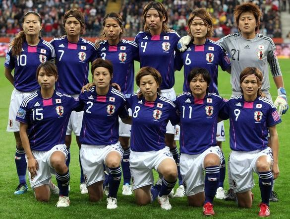 Japan-11-adidas-Nadeshiko-world-cup-blue-white-blue-line up.JPG