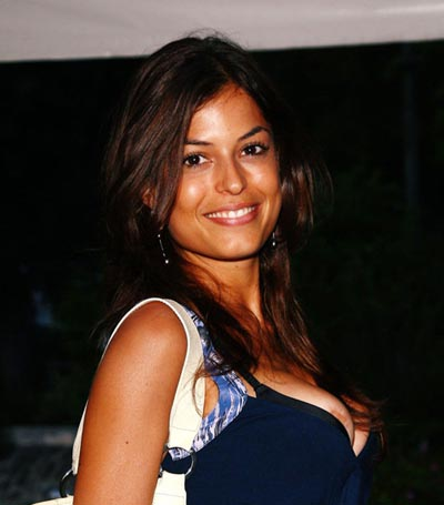 Switzerland-Valon Behrami-Sara Tommasi.JPG